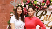 Sania Mirza's Sister Anam Feels Grateful, Shares Snaps of Her Bridal Shower on Social Media