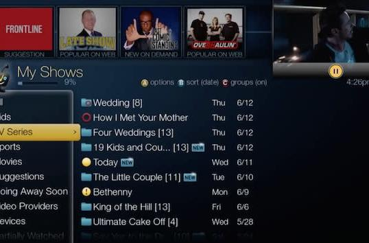 TiVo's Summer 2014 update makes it even easier to find something to watch