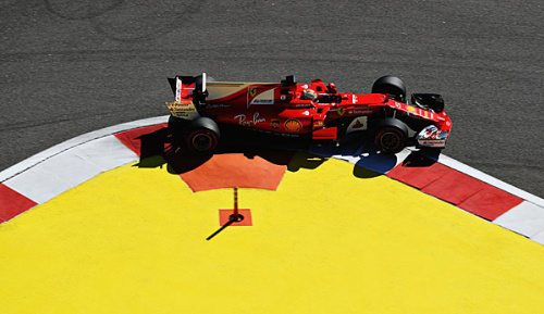 Formel 1: Quali in Sotschi: Doppel-Pole Ferrari! Vettel auf Startplatz eins