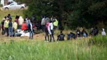 Police 'routinely' use pepper spray on migrants in Calais: HRW