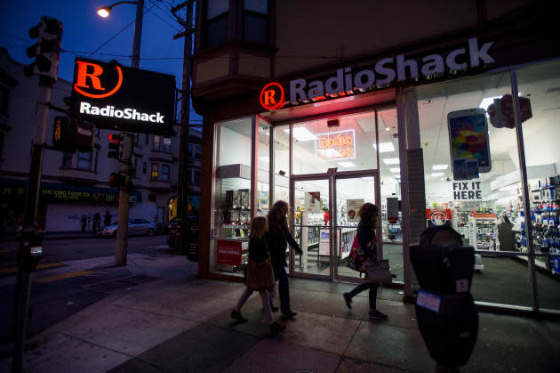 The end is reportedly near for RadioShack