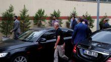 Turkish police enter Saudi consulate in Istanbul
