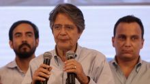 Ecuador opposition candidate alleges fraud