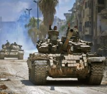 IS begins quitting last pocket of Syria's capital