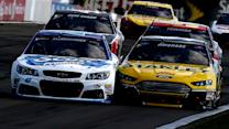 Ambrose, Allmendinger trade paint for a win