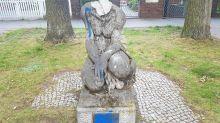 Umstrittene Kunst: Geköpfte Skulptur soll nicht auf die Zitadelle Spandau