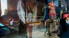 Victoria's Secret Stumbles, But Stays on the Catwalk