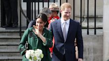 Royal baby: Meghan Markle in labour with first child