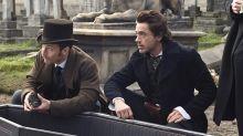 """Dexter Fletcher reveals Sherlock Holmes 3 is """"on the back burner"""""""