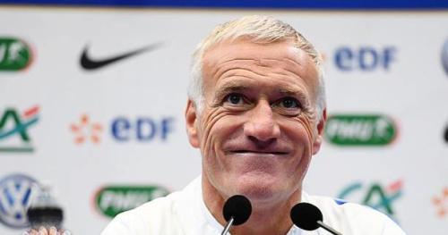 Foot - Bleus - Didier Deschamps : «Bien d'avoir de l'adversité»
