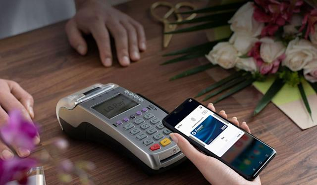 LG Pay goes live in the US