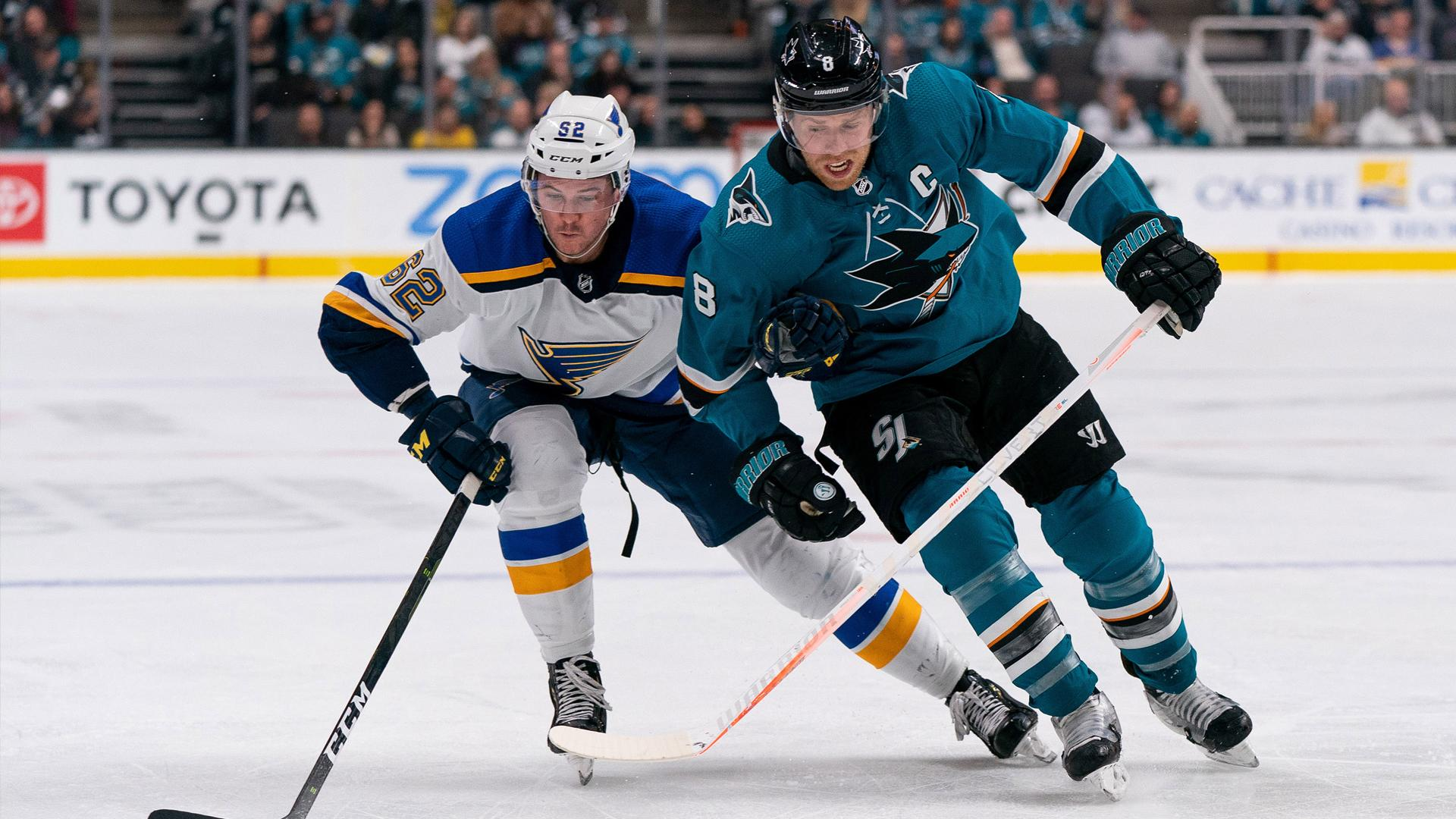 NHL playoff schedule 2019: Sharks vs. Blues dates, times ...