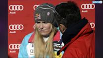Under Armour Talks Lindsey Vonn
