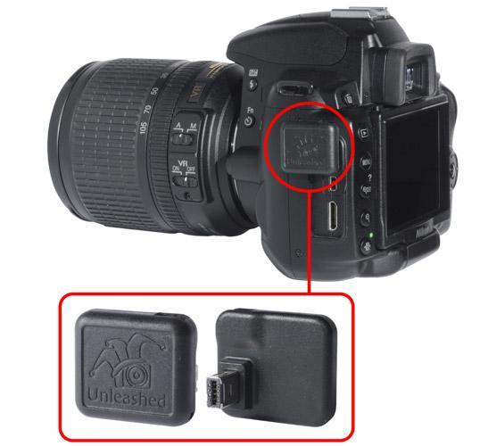 Foolography Unleashed Bluetooth geotagging modules land for Nikon D90 and Dx000 DSLRs