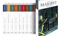 Le commissaire Maigret s'offre une nouvelle vie à travers une collection exceptionnelle