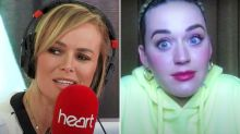 Amanda Holden Actually Guessed Katy Perry's Baby Name In An Interview With The Singer Months Ago