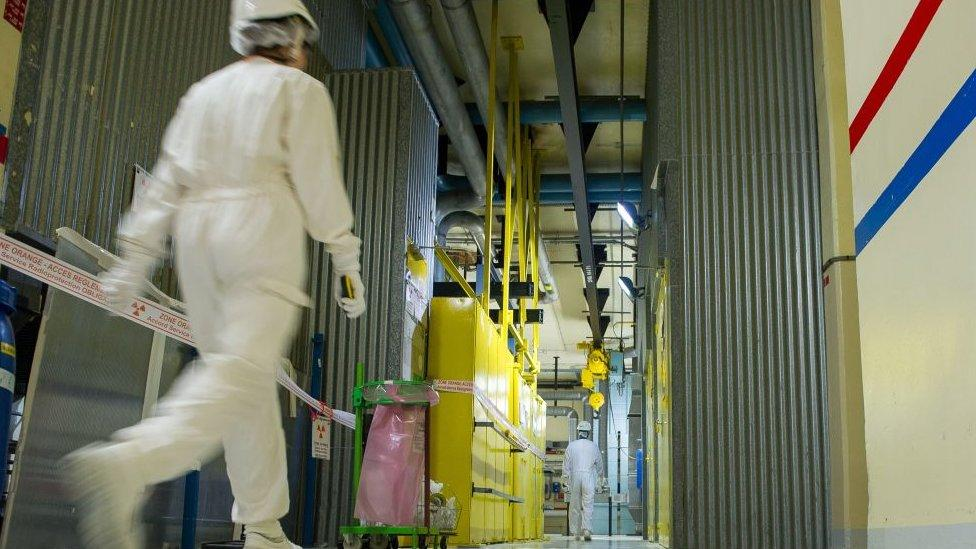 UK's nuclear future to be decided at key meeting