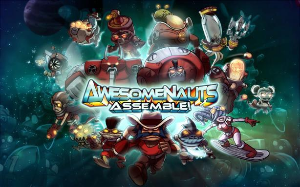 Awesomenauts assemble on Xbox One, PS4 content update this month