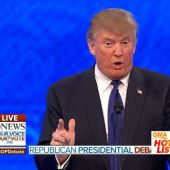 'GMA' Hot List: How Will Donald Trump Perform in His First One-on-One Debate?