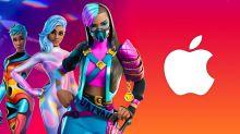 Apple removes Fortnite developer Epic from App Store