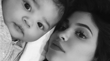 Kylie Jenner, Official Mommy Blogger, Shares Videos of Baby Stormi