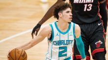 """LaMelo Ball talks wild passes, rookie of the year and """"Space Jam"""""""