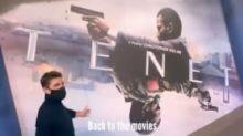 Tom Cruise Visits Theatre to Watch 'Tenet', Ranveer Singh Reacts