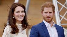 凱特和哈里王子老友鬼鬼 竟然送了這爆笑禮物給他?