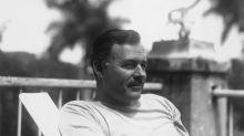 Quand Claude Brasseur parlait de son parrain Ernest Hemingway