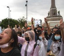 Thailand protests: Public gathering ban lifted after days of rallies