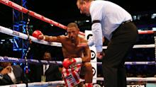Brook loses his IBF world crown after being beaten by Spence