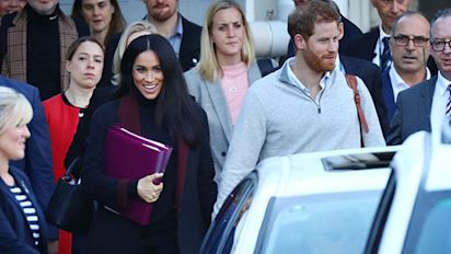 The Duke and Duchess of Sussex are expecting!