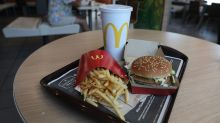 McDonald's Phasing Out Plastic Straws In U.K. And Ireland