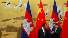China promises Cambodia $600m aid at PM visit