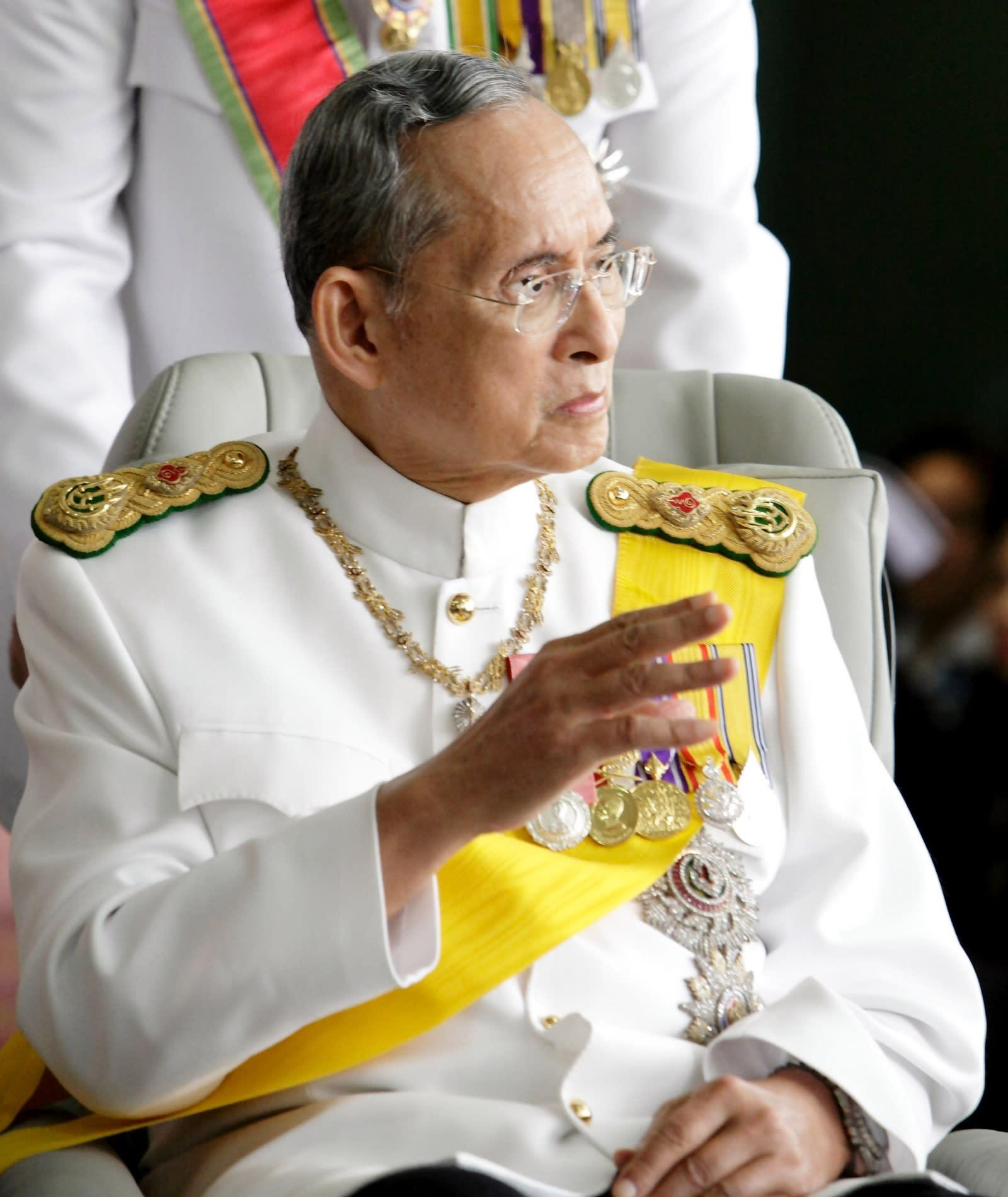 картинка короля таиланда можно