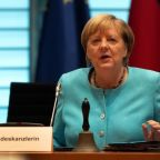 Merkel: Coronavirus infections could hit 19,200 a day in Germany - Bild