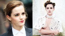 被批評「袒胸照」有違女性主義者形象,Emma Watson 生氣反擊:搞不懂這跟我的乳頭有什麼關係!