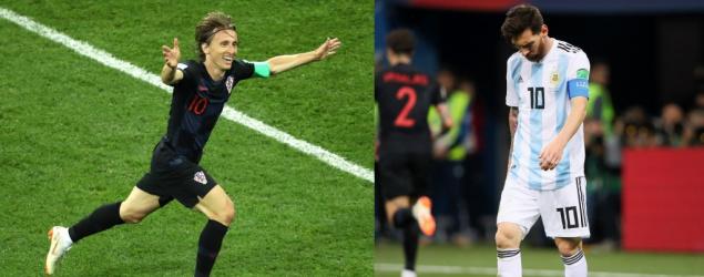【世盃戰報】龍門派膠 美斯無表現 阿根廷吞克羅地亞3蛋 出線機會渺茫