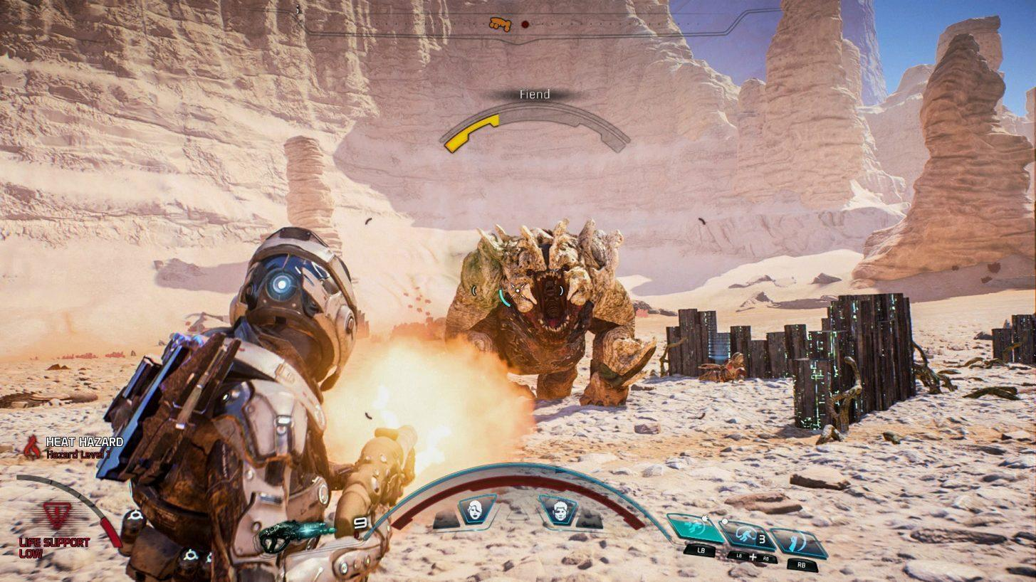 My late reluctant trip to 'Mass Effect Andromeda' – Engadget