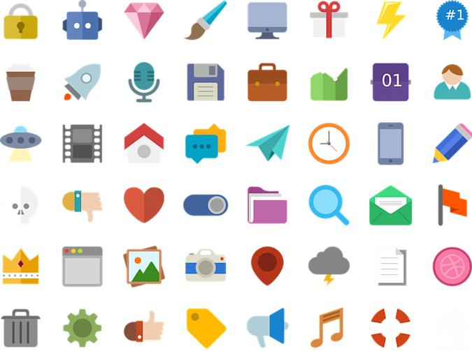 18 Best Websites To Download Free Icons For Commercial Use