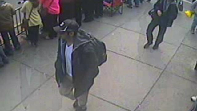 FBI releases first video of Boston bombings suspects