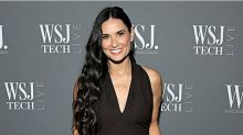 Demi Moore Hilariously Jokes About the One Male Costar Who Didn't Deserve More Money than Her