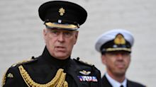 Prince Andrew makes first royal overseas visit since Jeffrey Epstein scandal broke