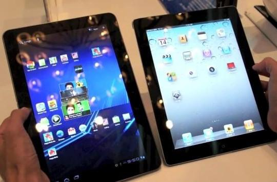 Samsung's super slender Galaxy Tab 10.1 snacks on some Honeycomb (video)