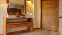 Feng Shui says: How your entrance area should look