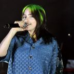 Billie Eilish takes knee in solidarity with Black Lives Matter at peaceful protest