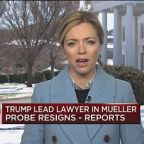 Trump lead lawyer in Mueller probe resigns, say reports