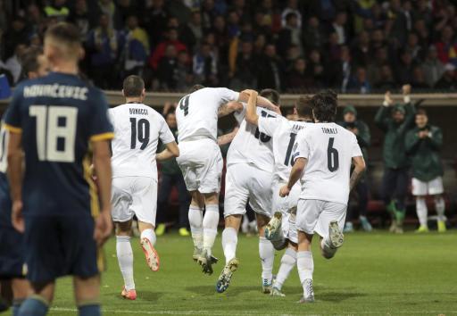 Italy beats Bosnia 3-0 for record 10th straight win