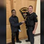 Officer helps drive man to job interview after pulling him over for a traffic stop