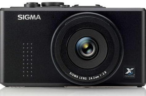 Sigma launches DP2x compact digital camera, complete with Foveon X3 sensor